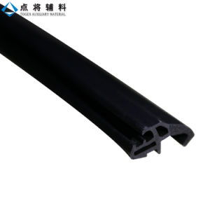 Custom Extruded EPDM Rubber Strip Door Seal with Foam pictures & photos