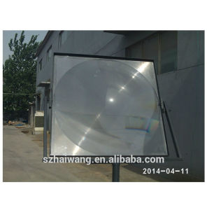 Solar Fresnel Lens Oven Water Heater Framed Linear pictures & photos
