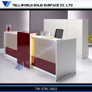 Modern Design Information Desk Furniture Hotel Reception Furniture pictures & photos