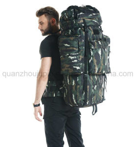 OEM 100L Big Size Outdoor Camping Hiking Travel Backpack pictures & photos