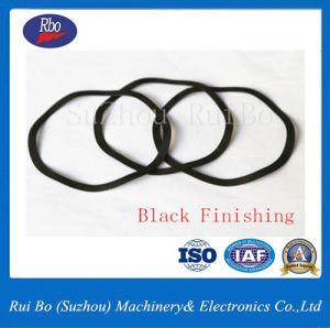 Black Finishing ODM&OEM DIN137 Steel Wave Spring Washer pictures & photos