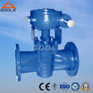 DIN Sleeve Type Plug Valve with PTFE Soft Sealing (GDX343F) pictures & photos