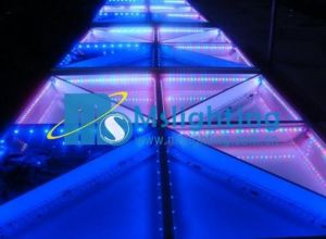 640*F10mm RGB LED Dance Floor / Stage Light LED Disco Light pictures & photos