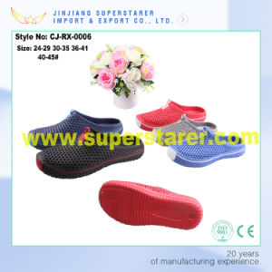 Kids EVA Cheap Clog Shoes, Outdoor Beach Sandal Clog pictures & photos