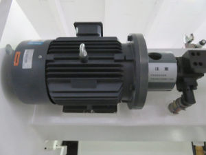 125t 3200mm Amada Electro-Hydraulic Servo Sheet Metal Plate CNC Bending Machine pictures & photos