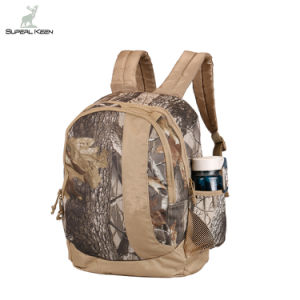 Outdoor Unisex Camo Camping Hiking Outdoor Nylon Military Back Pack Hunting Backpack pictures & photos