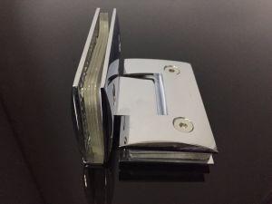 Bulge Mirror Stainless Steel 90 Shower Door Hinge pictures & photos