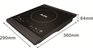 2000W Fast Cooking Kitchen Appliance Smart Induction Stove Sm-A49 pictures & photos