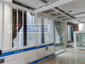 Electric White Coating Aluminum Shutter pictures & photos