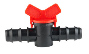 POM Mini Valve for Irrigating Equipments Drip Fitting (MS-20A) pictures & photos