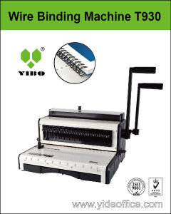 F4 Size Wire Binding Machine (T930) pictures & photos