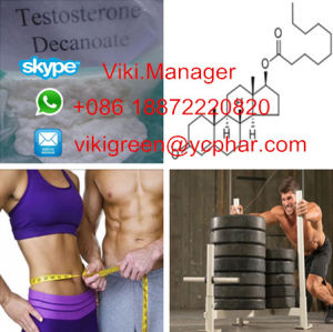Testosterone Decanoate Male Sex Hormone 5721-91-5 pictures & photos