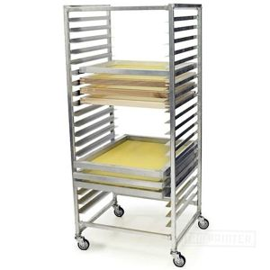 Rolling Stainless Drying Rack Trolley for Screen Printing pictures & photos