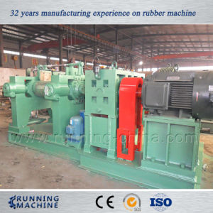 Two Roller Open Rubber Mixing Mill Machine pictures & photos