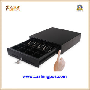 POS Machine Cash Drawer with Support and Laptop Touchscreen Printer Rj11 pictures & photos