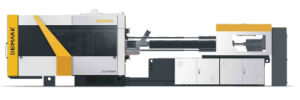Demark Ipet300/5000 48 Cavity High Effeciency Pet Preform Injection Machine pictures & photos