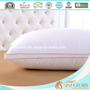Gusset Three Chamber Pillow Hotel Bedding Pillow pictures & photos