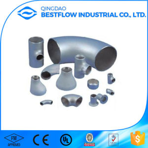 Stainless Steel Seamless Butt Welded Fittings pictures & photos