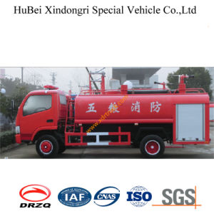 6ton Euro3 Dongfeng Fire Water Truck pictures & photos