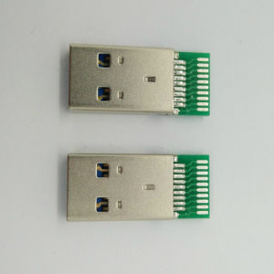USB 3.0 Connector PCB Pad SMT pictures & photos