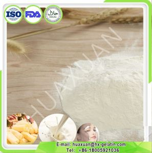 Marine Fish Hydrolysate Collagen Peptide with More Than 90% Protein pictures & photos