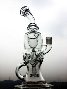 Canada Popular Replaceable Beaker Bigger Size Glass Water Pipe pictures & photos