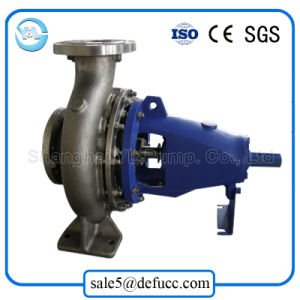 Centrifugal End Suction Horizontal Stainless Steel Pump pictures & photos