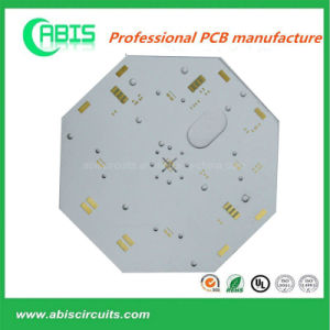 White Printer Ink Board Aluminum LED PCB pictures & photos