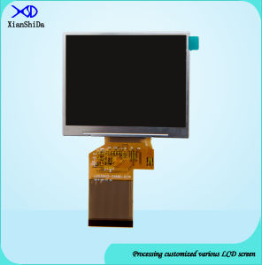 3.5 Inch LCD Screen with 450 CD/M2 Brightness pictures & photos