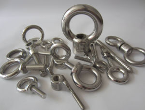 Stainless Steel Eye Bolt G-291 pictures & photos