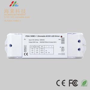 25W 350/500/700mA Cc 1-10V Driver Hlp25A-1wmc-1 pictures & photos