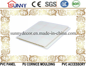 Printing PVC Ceiling Panel, Decorative Plastic Ceiling Panel for House Cielo Raso De PVC pictures & photos