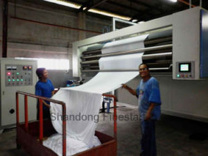 Textile Finishing Machine Knit Fabrics Tubular and Open Width Relax Dryer pictures & photos