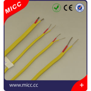 Micc PVC Insulation K Type Thermocouple Extension Wire pictures & photos