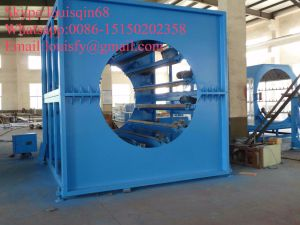 Ce&ISO High Quality PE Water Supply Pipe Extrusion Machine pictures & photos