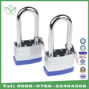 OEM 38mm Short Steel Shackle Safe Lock Safety Padlock pictures & photos