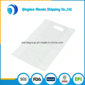 Customized Plastic Frosted Retail Shopping Die Cut Bag pictures & photos