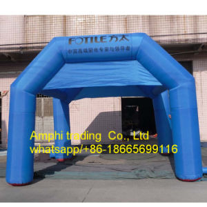 Orange Inflatable Air Arch with Logos pictures & photos