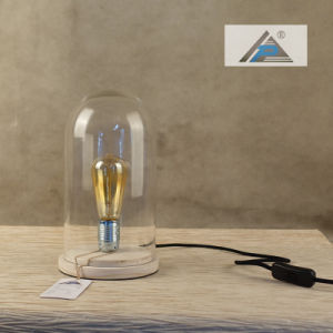 Filament Style Decor Table Lamp with Glass Cover (C5007348-1) pictures & photos