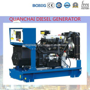 8kw 10kVA Quanchai Open Diesel Generator Set pictures & photos
