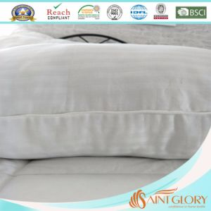 Soft White Polyester Wholesale Pillow pictures & photos