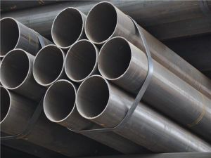 Seamless Steel Pipe ERW A106 pictures & photos