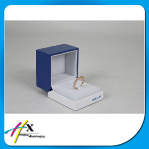 High Quality Personalized Wooden Ring Packaging Box pictures & photos