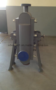 Wbz 900 Semi-Circular Shell All Welded Plate Heat Exchanger/High Pressure/High Temperature pictures & photos