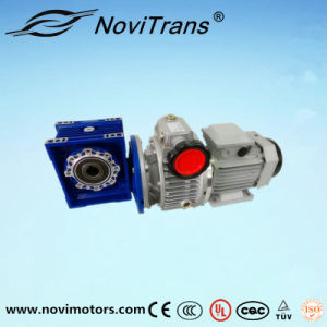 1.5kw AC Soft Starting Motor with Speed Governor and Decelerator (YFM-90G/GD) pictures & photos