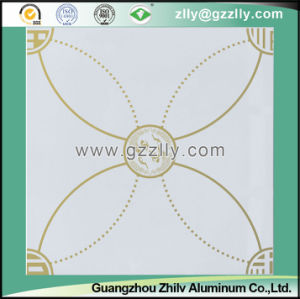 Traditional Chinese Style with Stereovision Roller Coating Printing Aluminum Ceiling Good Luck pictures & photos