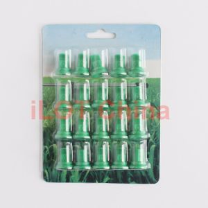 Ilot Plastic Deflect High Pressure Sprayer Nozzles pictures & photos