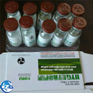 10iu Pharmaceutical Chemical Bodybuilding Hormone Somatropin 191AA Gh pictures & photos
