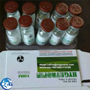 10iu Pharmaceutical Chemicals Bodybuilding Hormone Somatropin 191AA Gh Hyg pictures & photos