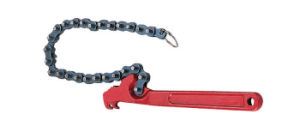 "6"" Oil Filter Chain Wrench for Maintenance Tools pictures & photos"